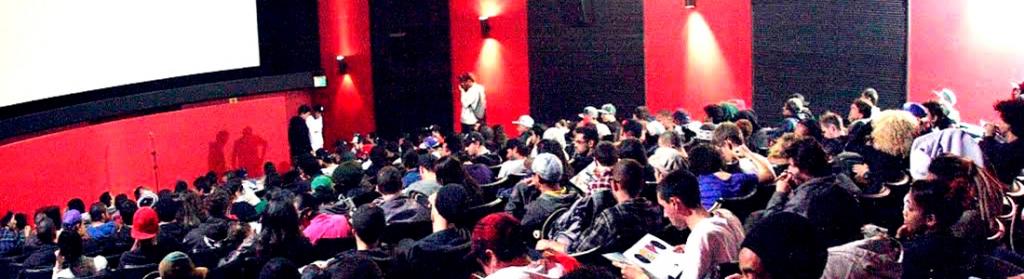 Muestra de cine argentino FOCO - Cordoba
