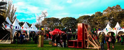 Feria VV Parque Carlos Thays